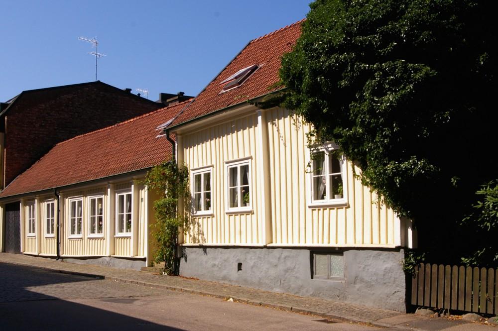 Varberg, murgrönehuset