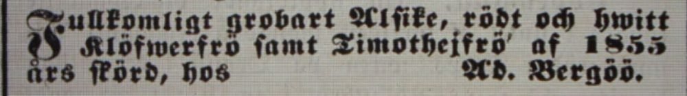 Annonser NA 1856-04-12